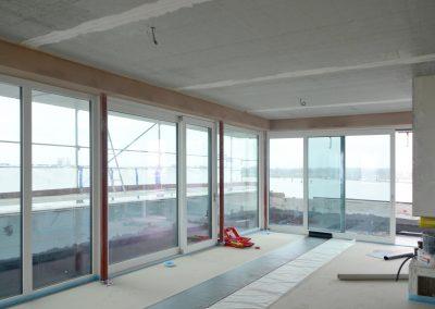 PO-Wohnzimmer Penthouse Baustelle