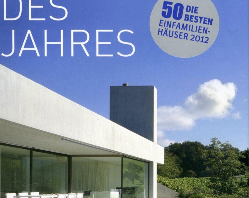 Häuser des Jahres 2012