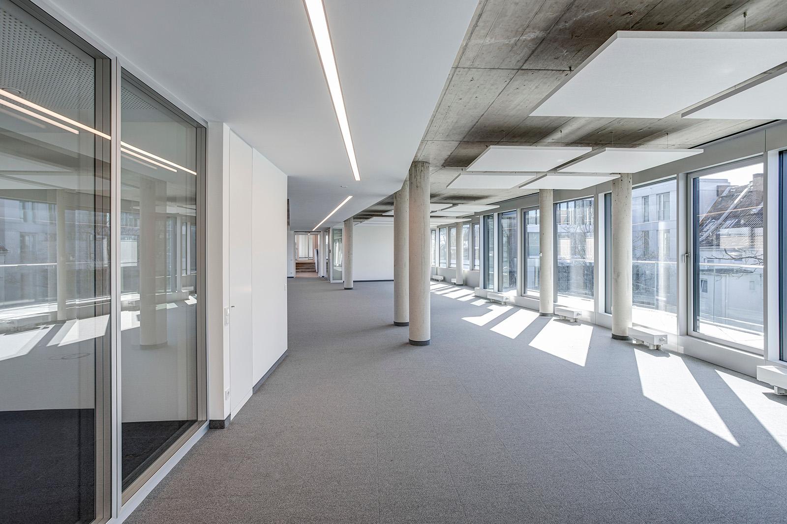 PK1-Flex-Bürofläche