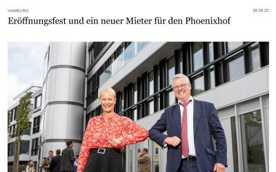 Abendblatt-Artikel zum PK1