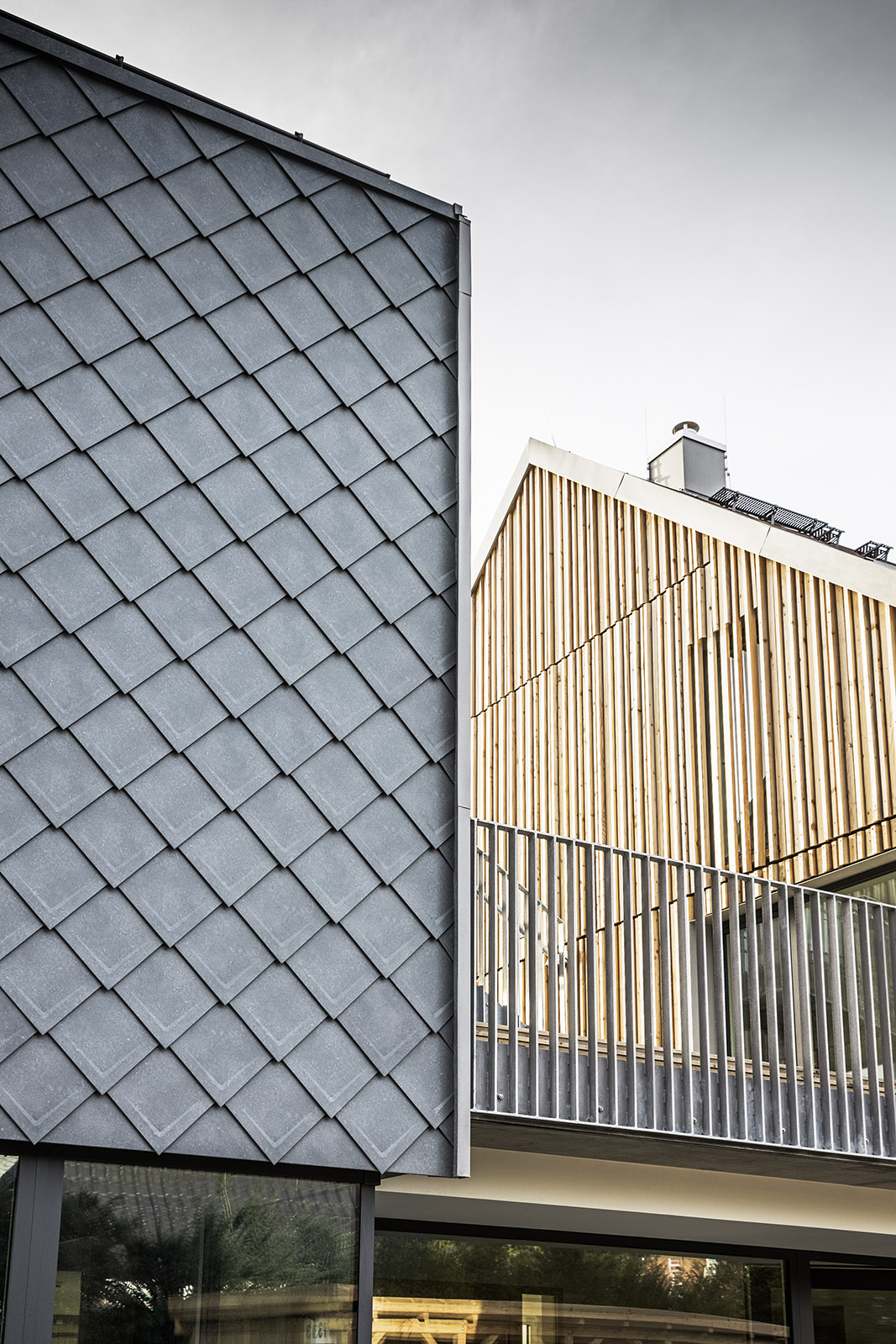 Töllke Stiftung-Detail - Foto-PREFA-Croce & Wir