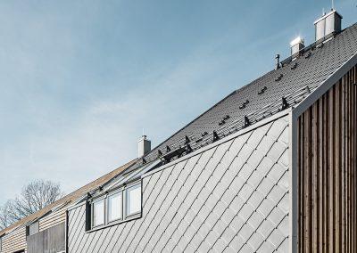 Töllke Stiftung-Gebäudeflucht - Foto-PREFA-Croce & Wir