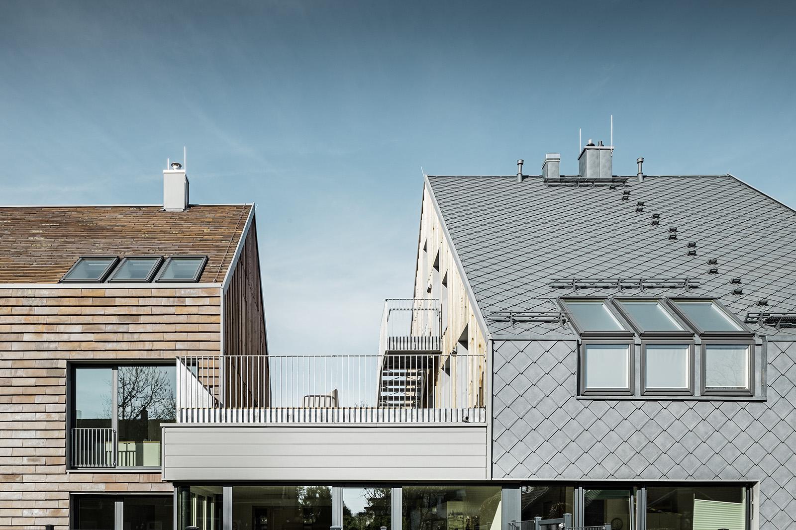 Töllke Stiftung-Gemeinschaftsbereich Dachterrasse - Foto-PREFA-Croce & Wir