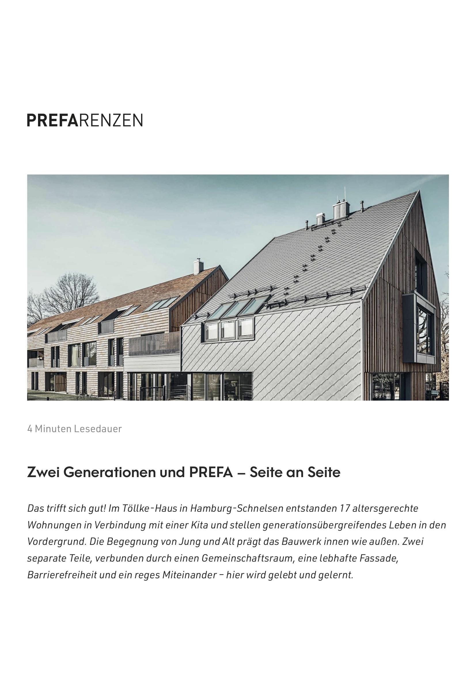 Zwei Generationen und PREFA – Seite an Seite - PREFARENZEN-01